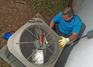 air conditioning company spring