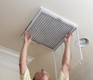 cypress air conditioning company replace air filter