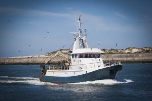 hvac system repair ships fishing vessel