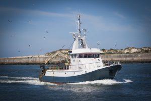 hvac system repair ships fishing vessel