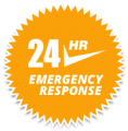 24 hours badge